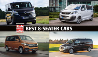 Best 8-seater cars