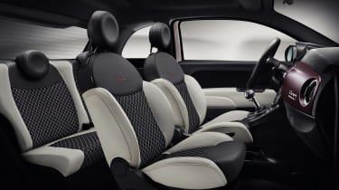 Fiat 500 Star - interior