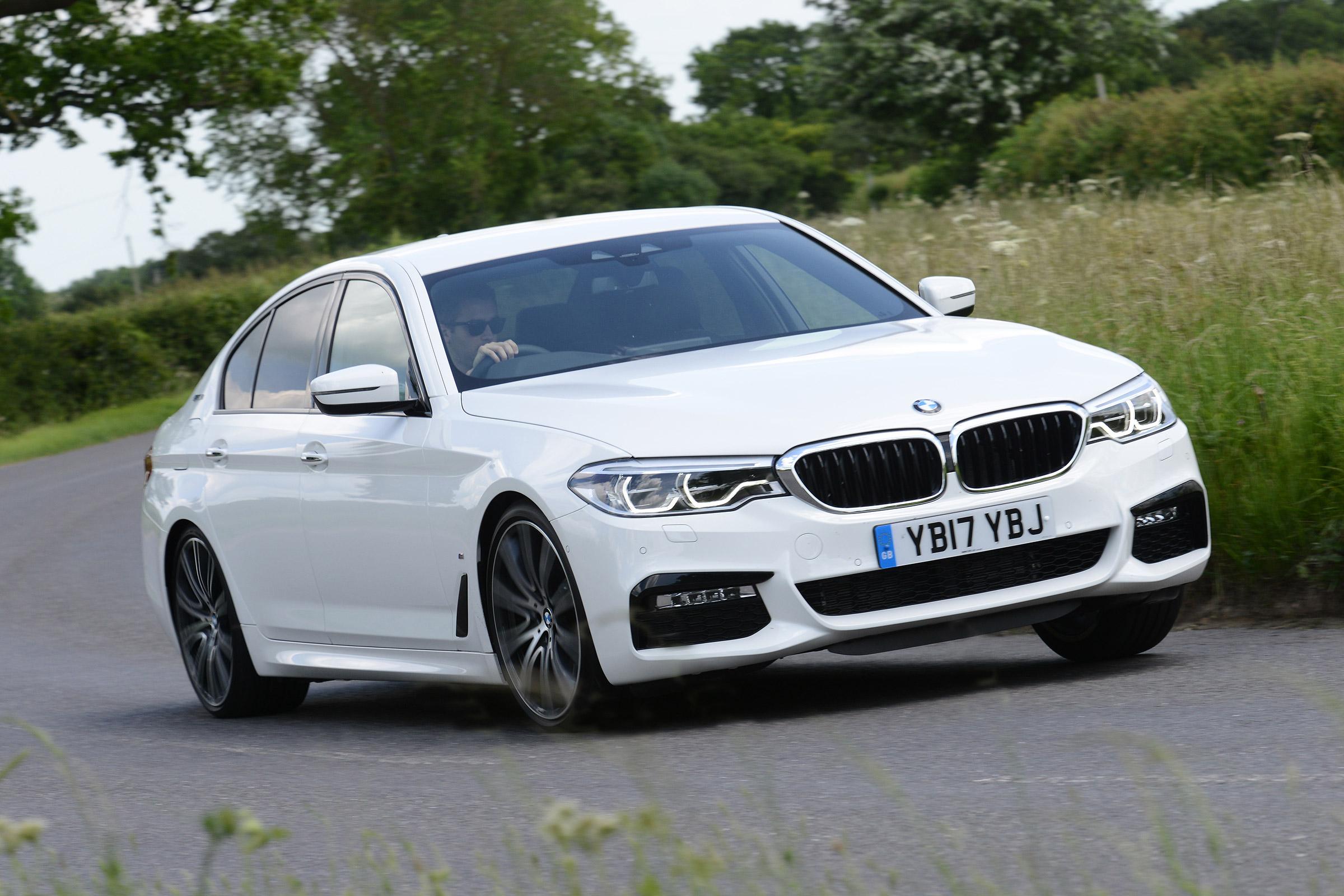 New BMW 530e iPerformance hybrid 2017 review | Auto Express