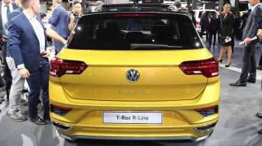 Frankfurt - VW T-Roc - rear
