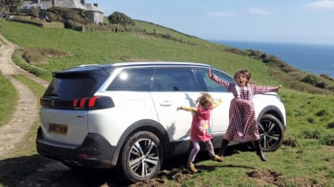 Peugeot 5008 long-term test - holiday