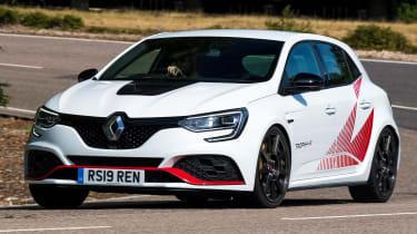 Renault Megane R.S. Trophy-R - front cornering