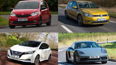 The 12 best cars for less than £10 per day - header