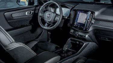 Volvo XC40 T5 Twin Engine - cabin