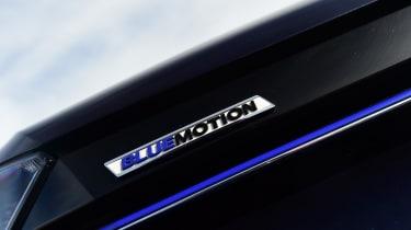 Volkswagen Golf SV BlueMotion TSI 2016 - badge