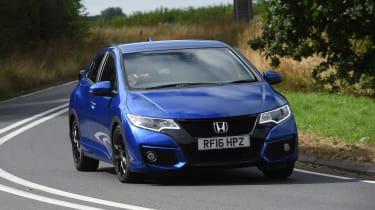 Honda Civic Sport 1.4 - front