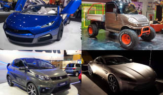 Cars you might have missed Paris motor Show 2016