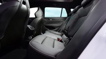 Vauxhall Insignia GSi Sports Tourer - rear seats