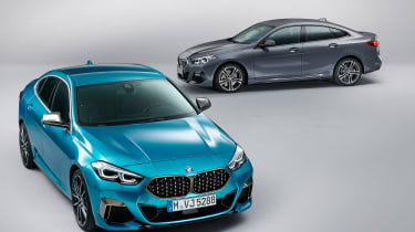 BMW 2 Series Gran Coupe - both front