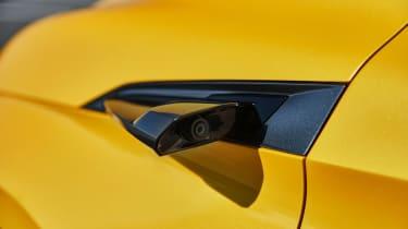 Skoda Vision iV concept - side camera