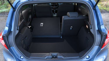 Ford Fiesta Active - boot
