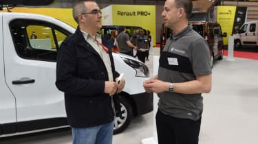 Dean G and Renault man