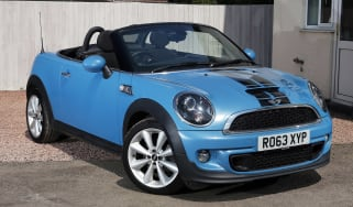 Used MINI Roadster - front