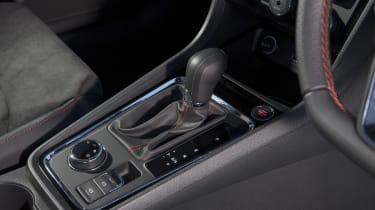 SEAT Ateca 2.0 TSI - transmission