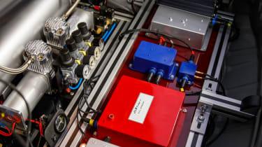 Remote control Nissan GTR/C - controls