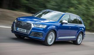 Audi SQ7 - front