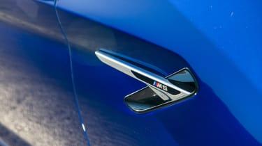 BMW M5 - detail