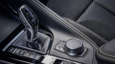 2018 BMW X2 - controls