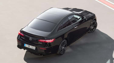 Mercedes-AMG E 53 Coupe - above