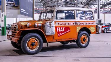 FCA Heritage - Fiat Campagnola
