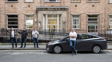 Toyota Prius long-term test - second report header