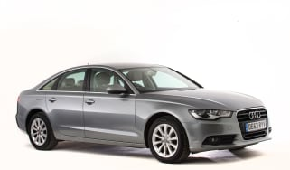 Used Audi A6 - front