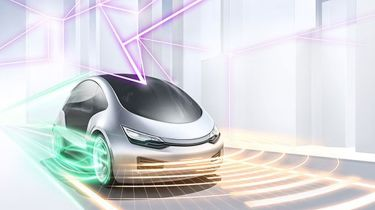 Bosch electric car tech