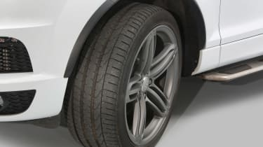 Used Audi Q7 - tyre