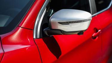 Nissan Qashqai -wing mirror