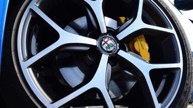Long-term test review: Alfa Romeo Giulia Veloce - wheel