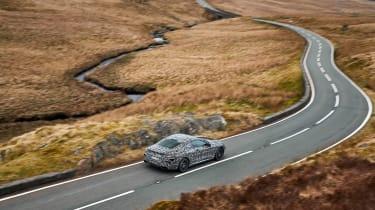 BMW 8 Series - rear