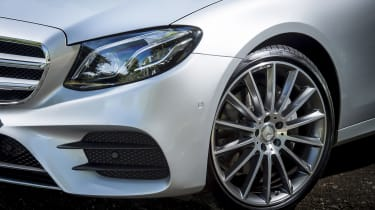 Mercedes E 400 d Estate - wheel