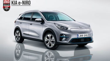 Kia e-Niro - 2019 Affordable Electric Car of the Year