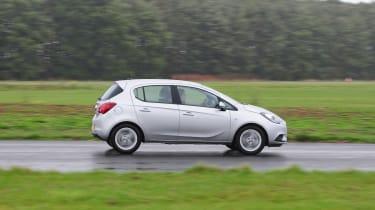 Vauxhall Corsa 2015 side