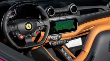 Ferrari Portofino M - dash