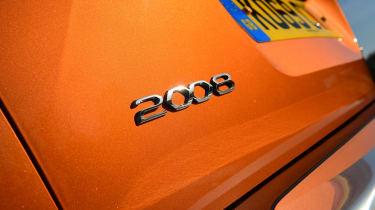 Peugeot 2008 - 2008 badge