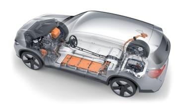 BMW iX3 - top