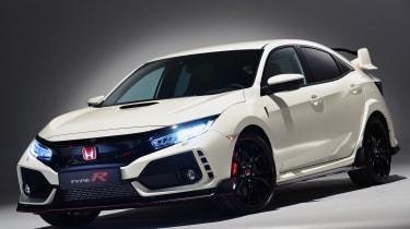 Auto Express 2017 Car Design Award - Honda Civic Type R