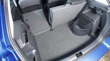 <strong>Practicality:&nbsp;</strong>Bootspace is one of the new Fabia's trump cards, with a generous capacity of 330 litres expanding to 1,150 with the rear seats folded.
