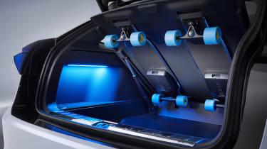 Volkswagen ID. Space Vizzion - boot