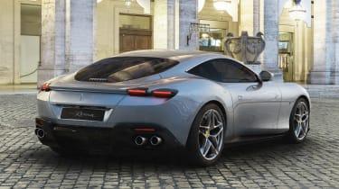 Ferrari Roma - rear
