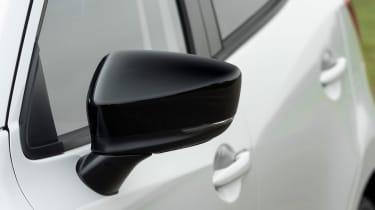 Mazda 2 Sport Black - wing mirror
