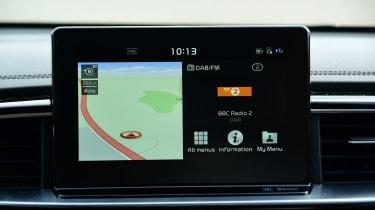 Kia Ceed GT-Line S long termer - infotainment