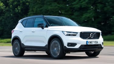 Most reliable small cars to buy 2021 - Volvo XC40