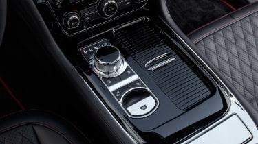 Jaguar XJR 575 - centre console