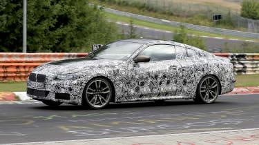 BMW 4 Series - spyshot 4