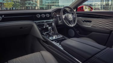 Bentley Flying Spur V8 - dash
