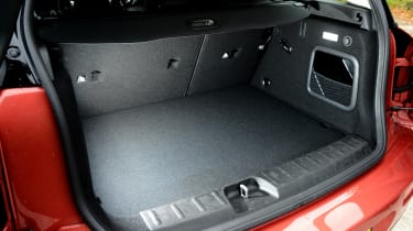 MINI Clubman boot