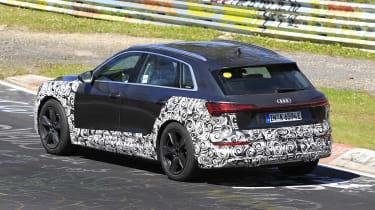 Audi e-tron S - spyshot 6