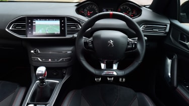 Long-term test review Peugeot 308 GTi - Interior